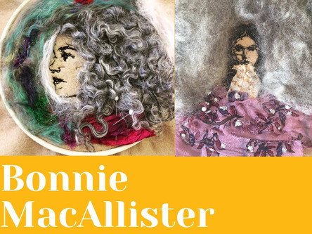 Bonnie MacAllister National WCA Featured Artist for March