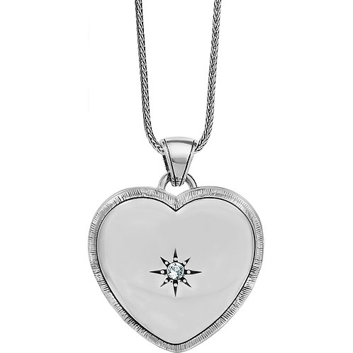 Brighton - Bright Morning Star Locket Necklace