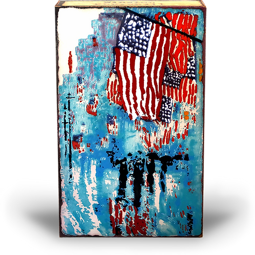 Houston Llew - American Heros Spiritile - 251