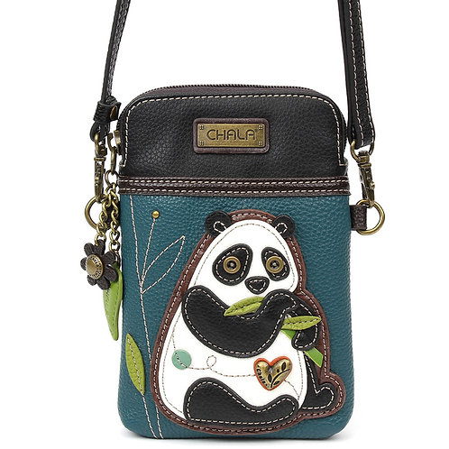 Panda - Cell Phone Crossbody