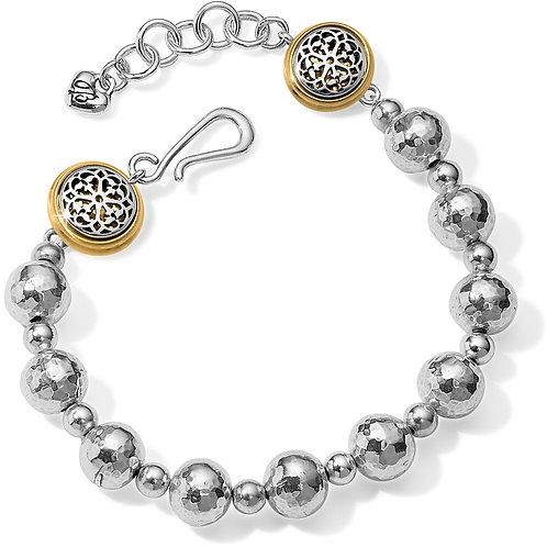 Brighton - Ferrara Hammered Bead Bracelet