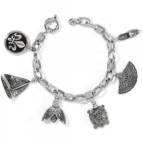 Brighton - Moonlight Garden Charm Bracelet