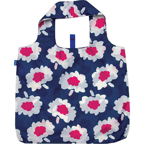 Adelaide Magenta Blu Reusable Bag