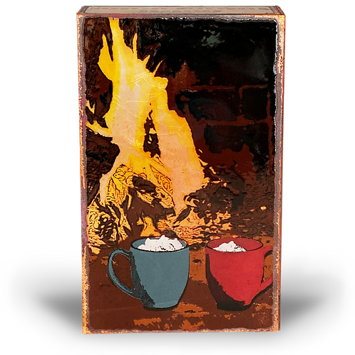 Houston Llew - Fireside Spiritile - 258