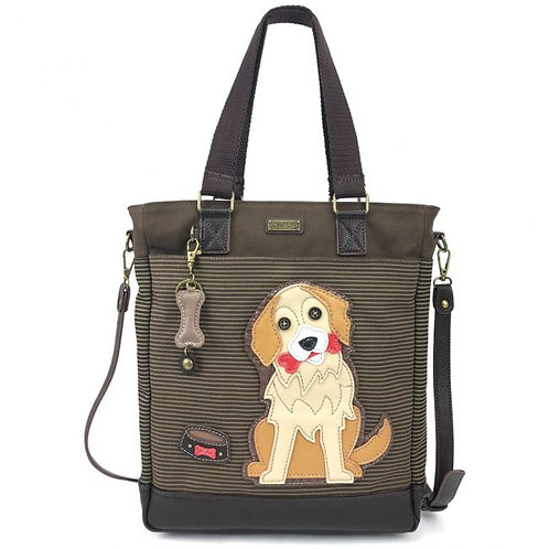 Chala - Golden Retriever - Work Tote
