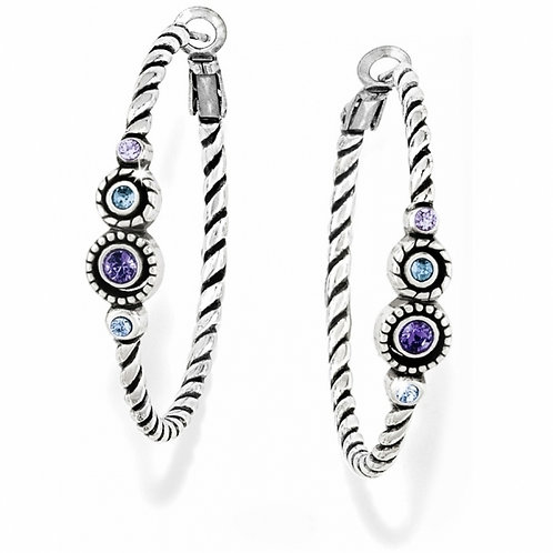 Brighton - Halo Hoop Earrings