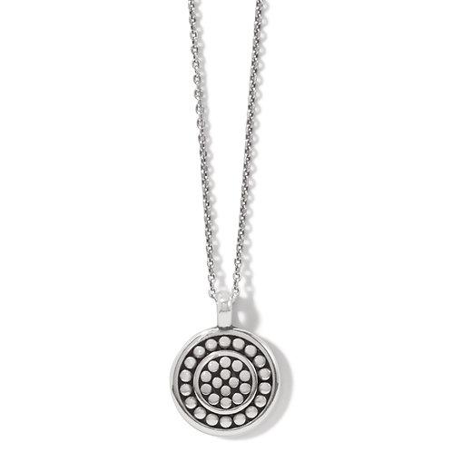 Brighton - Pebble Round Reversible Petite Necklace