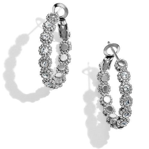 Brighton - Twinkle Splendor Small Hoop Earrings