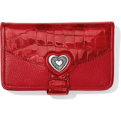 Brighton - Bellissimo Heart Card Case