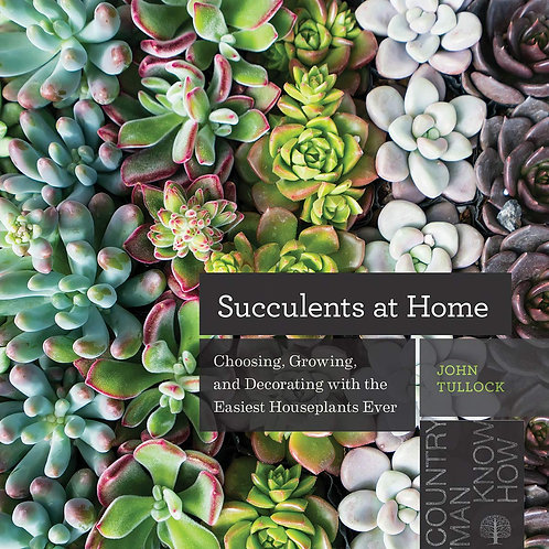 Succulents at Home Book
