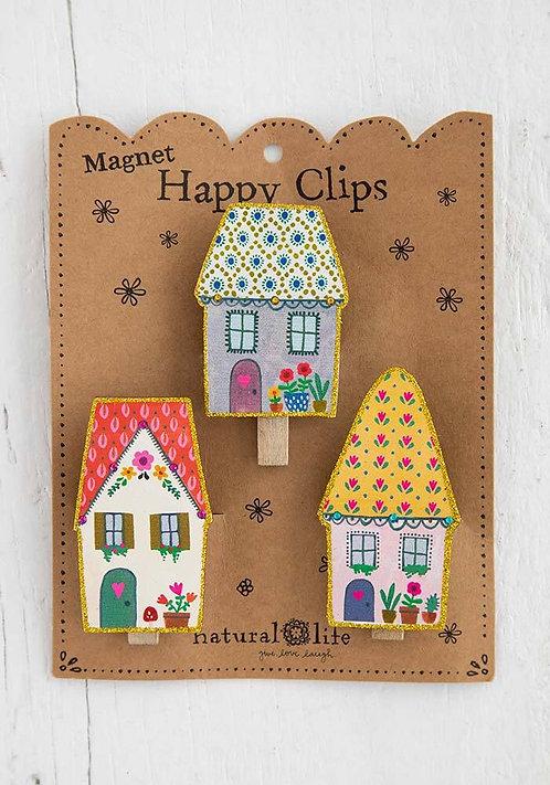 Cottage - Magnet Bag Clips