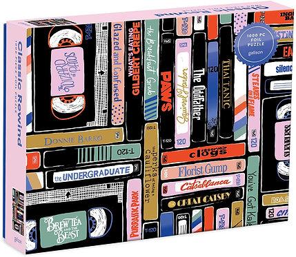 Classic Rewind 1000 Piece Puzzle