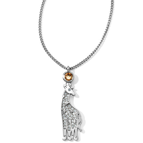 Brighton - Africa Stories Safari Giraffe Necklace