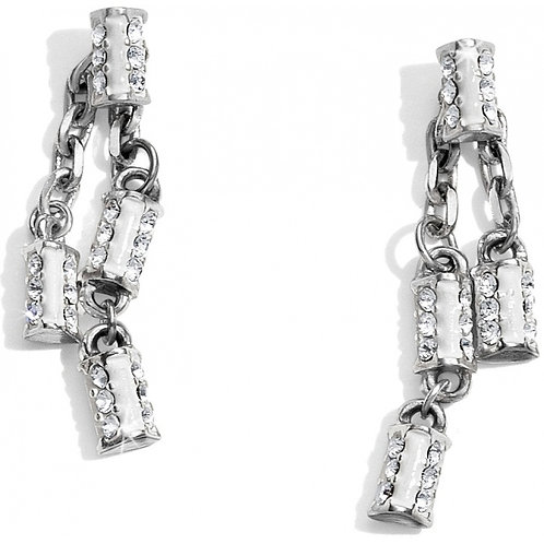 Brighton - Meridian Duet 2 Part Earrings
