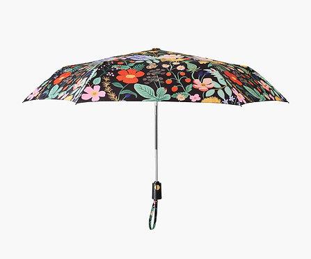 Rifle Paper - Strawberry Fields Umbrella