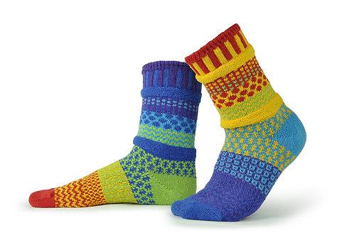 Solmate Socks - Rainbow