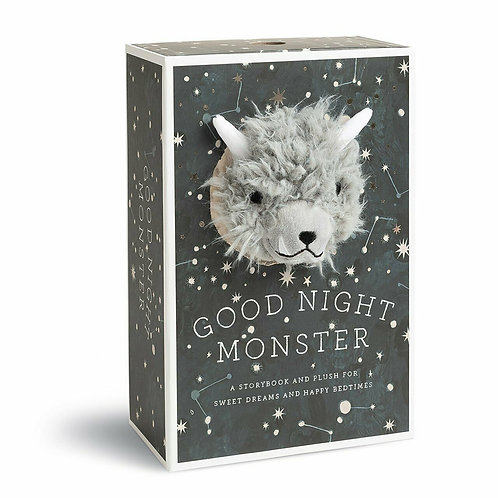Compendium - Good Night Monster GIft Set