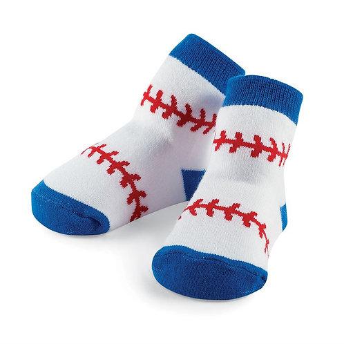 Mud Pie - Baseball Sock