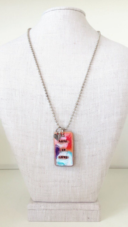 Kate Mesta - Love is Love Necklace