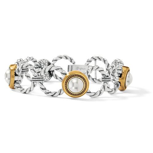 Brighton - Meridian Golden Pearl Bracelet