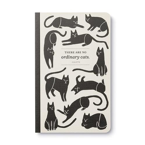 No Ordinary Cats Notepad