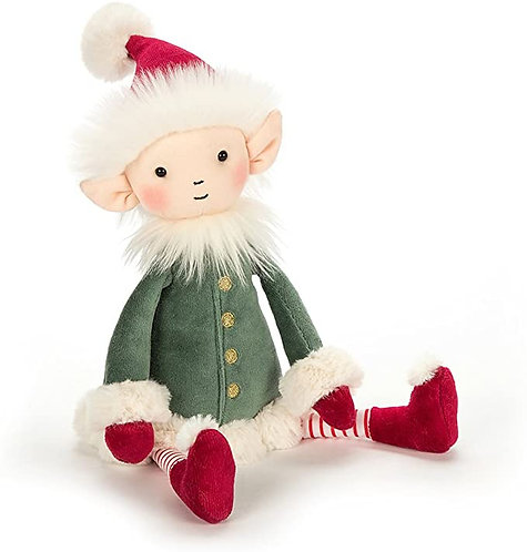 Jellycat - Leffy Elf Medium 14""