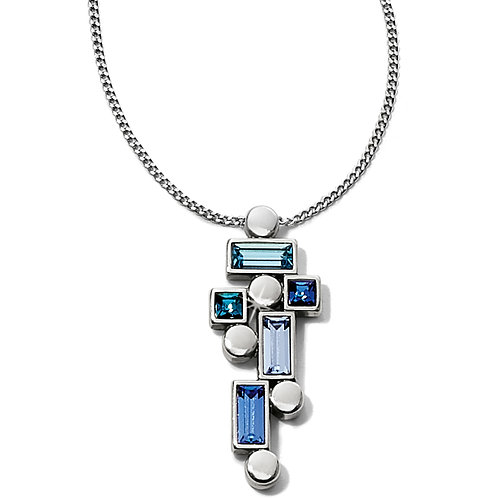 Brighton - Blue Showers Pendant Necklace