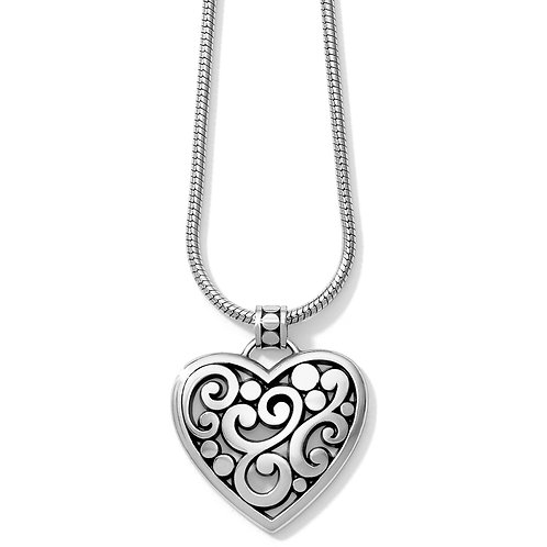 Brighton - Contempo Heart Necklace