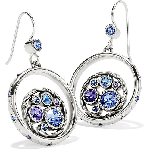 Brighton - Halo Tauri French Wire Earrings