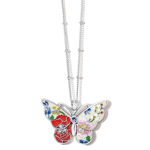Brighton - Blossom Hill Petite Butterfly Necklace
