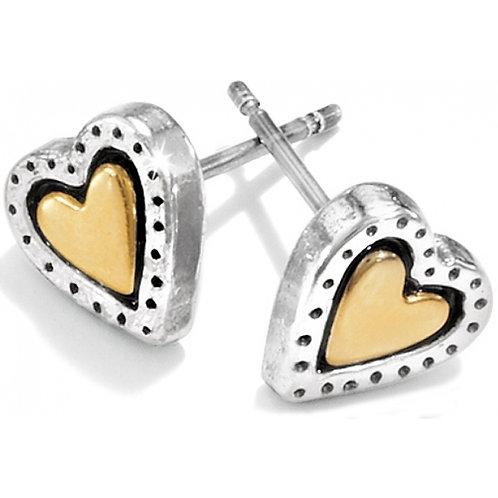 Brighton - Rendezvous Mini Post Earrings