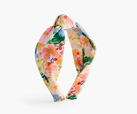 Rifle Paper - Knotted Headband Marguerite