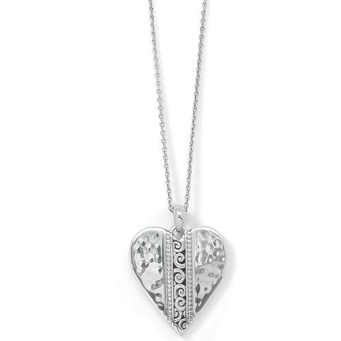 Brighton - Mingle Adore Heart Necklace