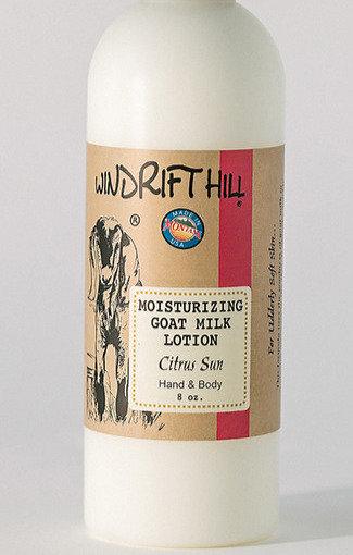 Windrift Hill - Citrus Sun Lotion