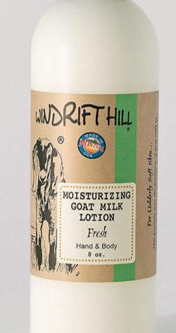 Windrift Hill - Fresh Lotion