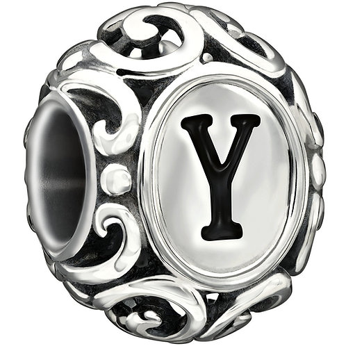 "Initially Speaking ""Y"" Charm"