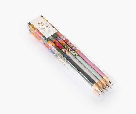 Rifle Paper - Pencil Set Garden Party