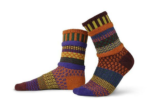 Solmate Socks - Fall Foliage