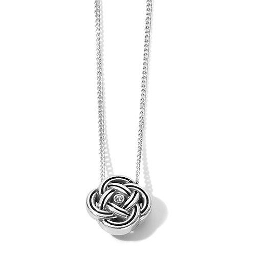 Brighton - Interlok Mini Necklace