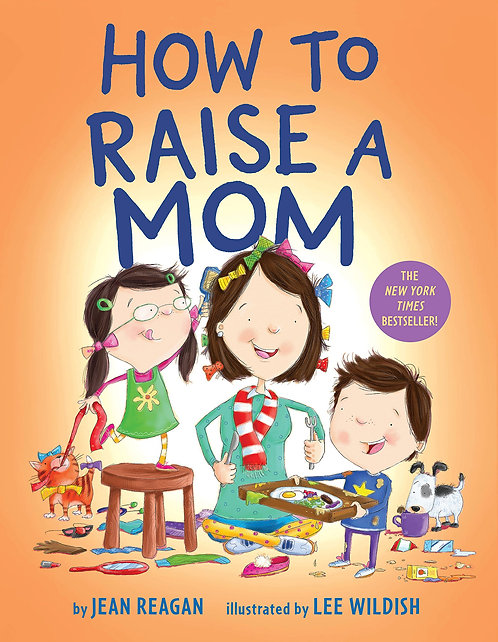 How To Raise A Mom Book