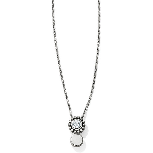 Brighton - Twinkle Double Drop Necklace