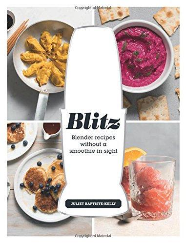 Blitz Blender Recipes Cookbook