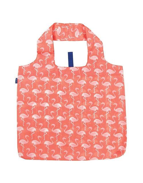 Desert Flamingo Blu Reusable Bag