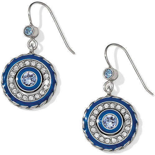 Brighton - Halo Eclipse French Wire Earrings