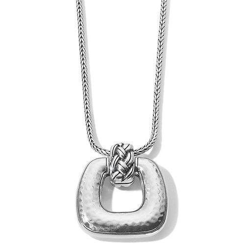 Brighton -  Interlok Woven Necklace