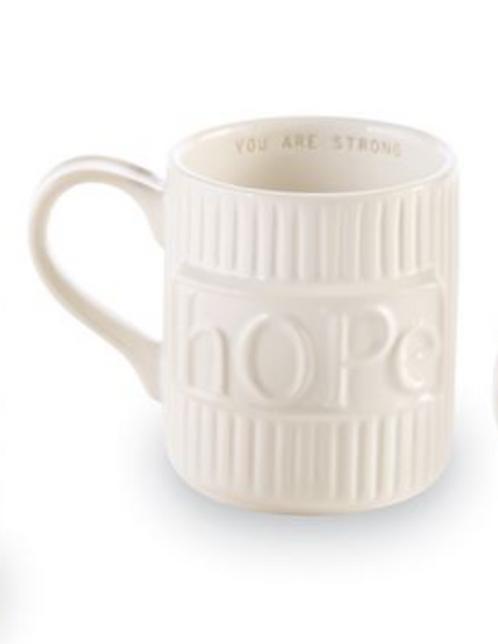 Mud Pie - Hope Mug