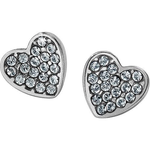 Brighton - Chara Heart Post Earrings