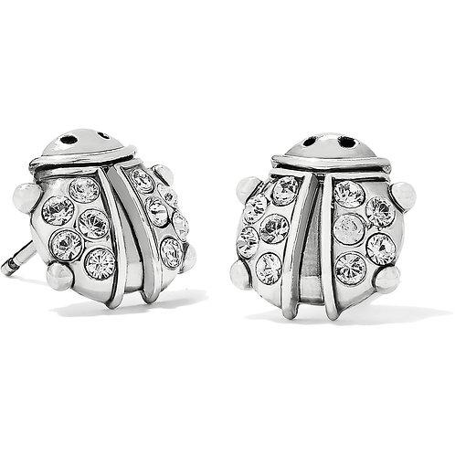 Brighton - Lady Luck Mini Post Earrings