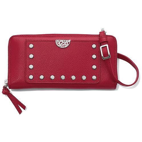 Brighton - Rox Large Zip Wallet