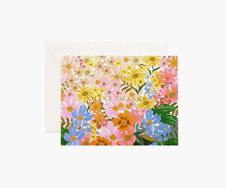Rifle Paper - Marguerite Thank You Card